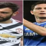 Bruno Fernandes Equals Frank Lampard's Record In The EPL (Check It Out)